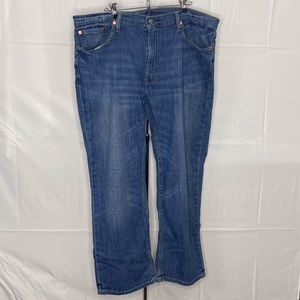 Levi's 514 Relaxed Fit Straight Leg Jeans 40/30